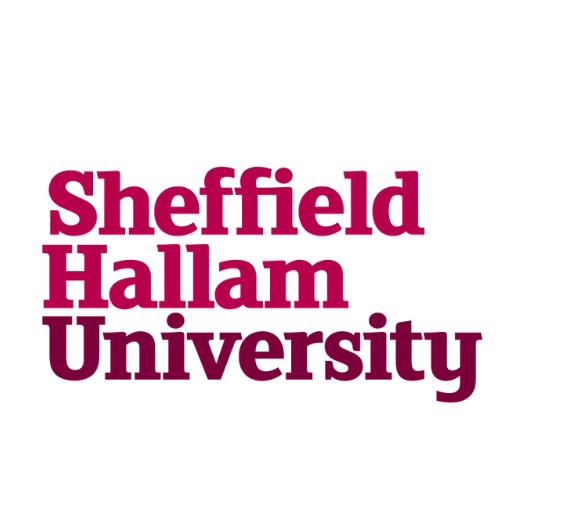 شعار Sheffield Hallam University