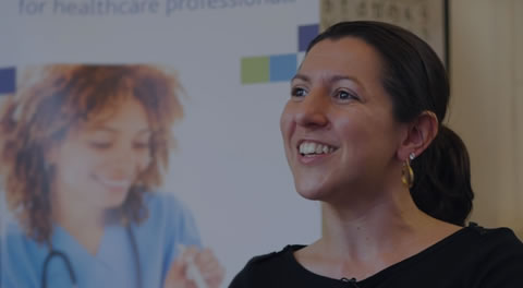 Video: Nadia Falou talking about the benefits of taking OET