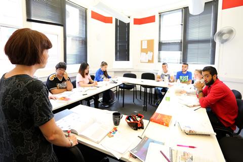 English School in Manchester - British Study Centres