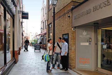 IGES | British Study Centres