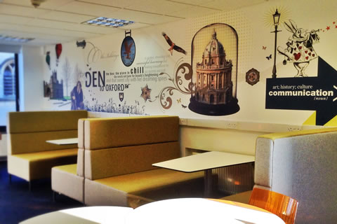 BSC Oxford Student Lounge