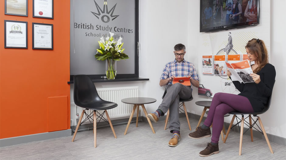 Learn English in the UK - British Study Centres