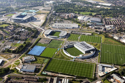 The Etihad Campus