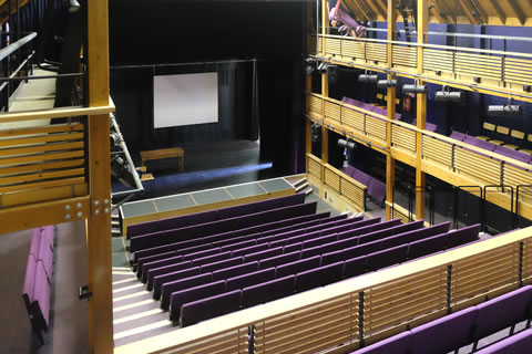 Frensham Heights School theatre