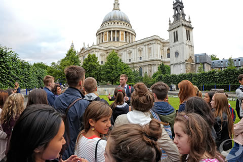King's College Exploring London Programme