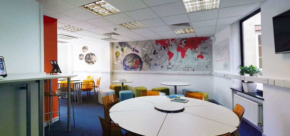 BSC Oxford Study Centre & Library
