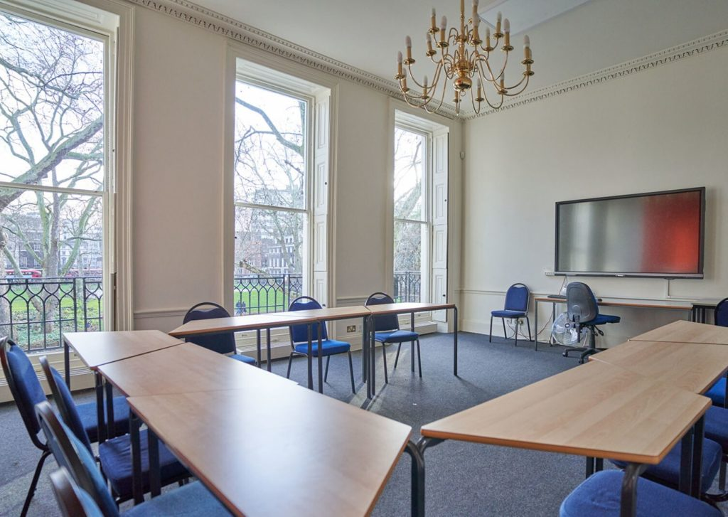 Classroom at BSC London