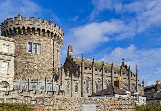 Dublin Castle Excursion