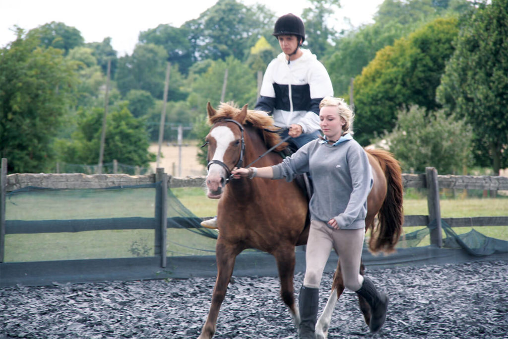 Wycliffe College Horse Riding