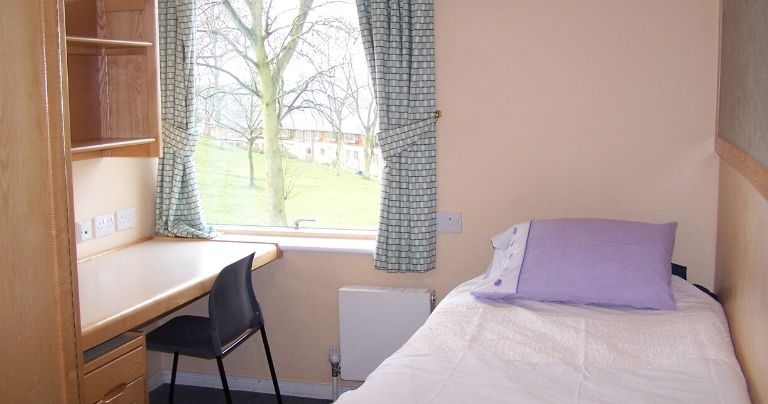 YL summer camp accommodation at Ampleforth