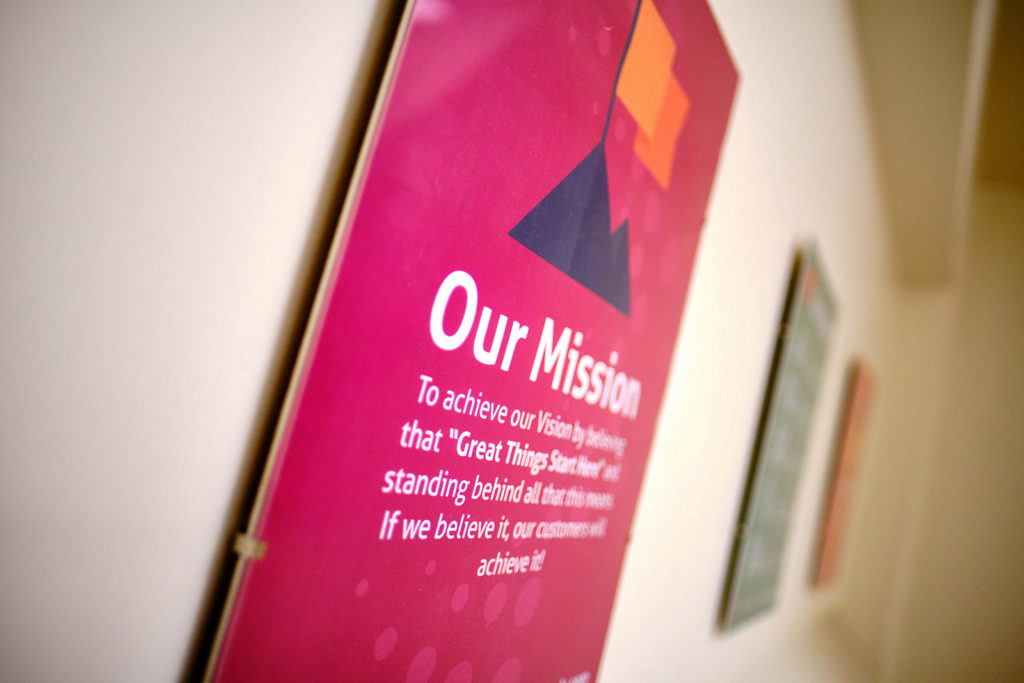 BSC's 'Our Mission' statement