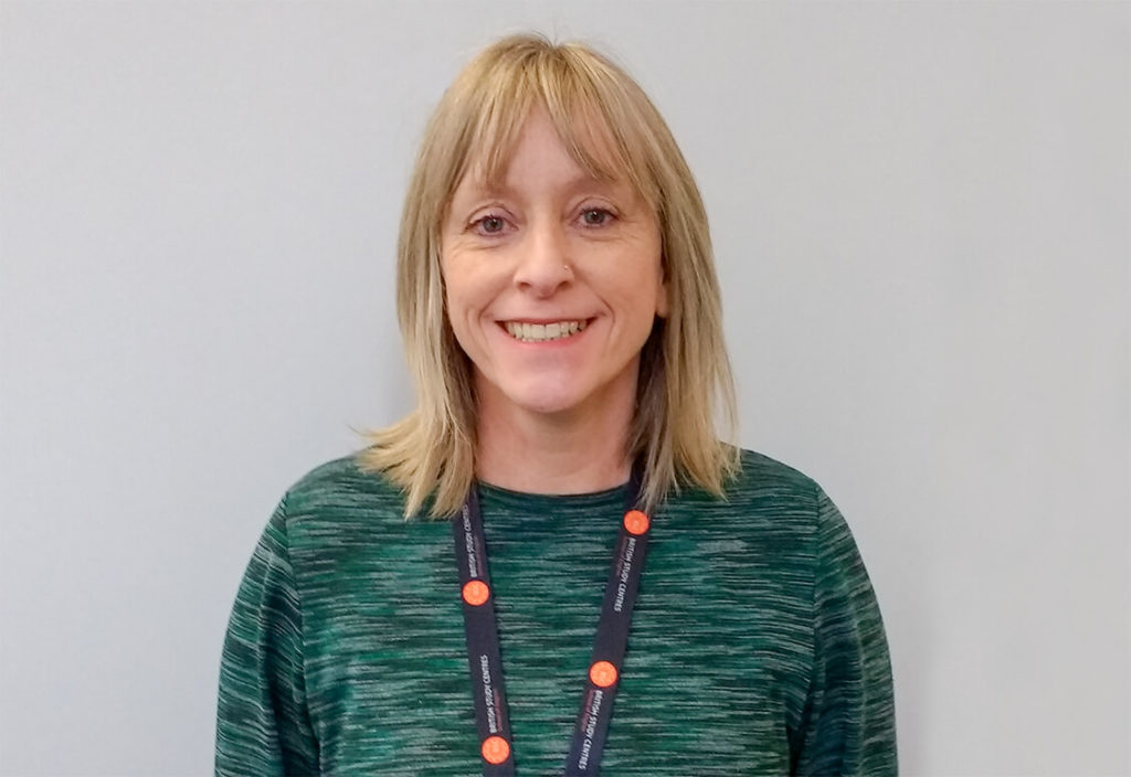 Manchester Student Experience Manager Clare