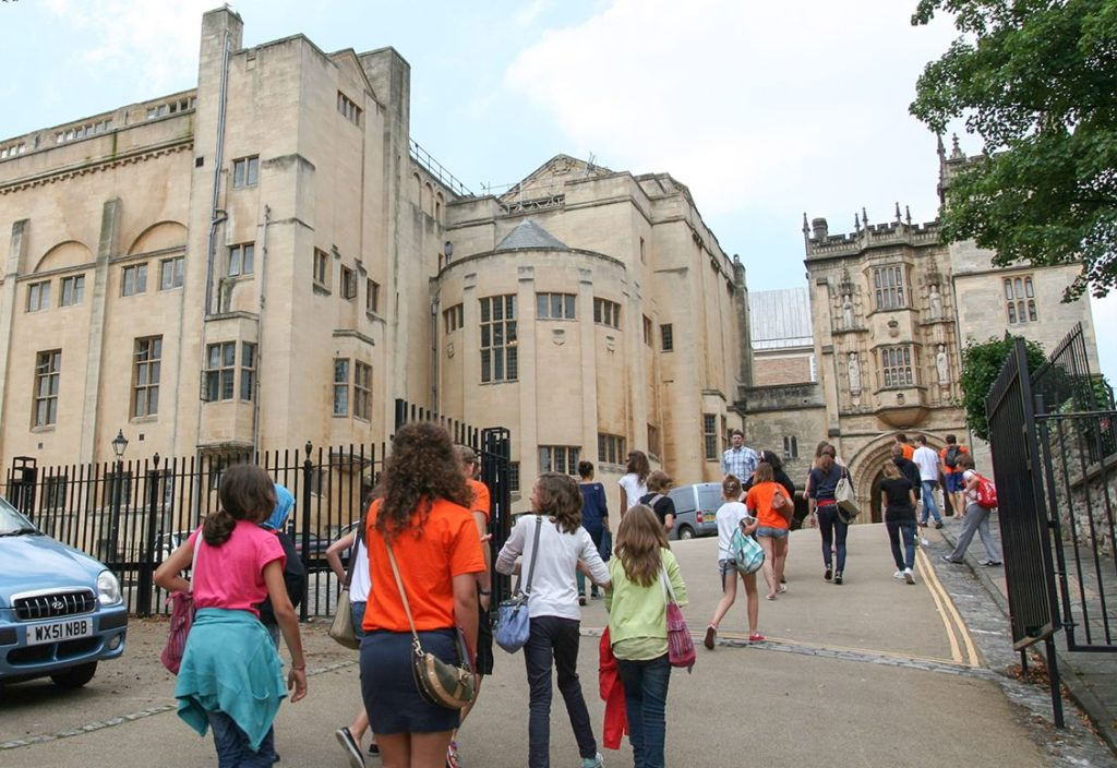 Wycliffe College Excursions to Bristol
