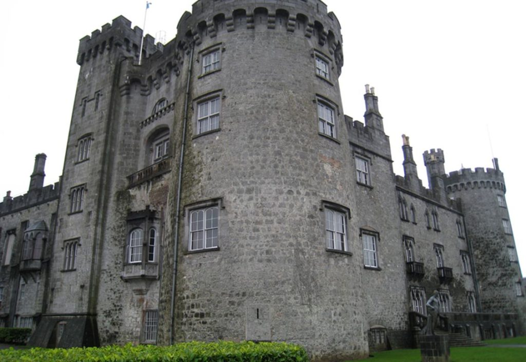 Excursions to Kilkenny Castle for Young Learners at Griffith College, Dublin