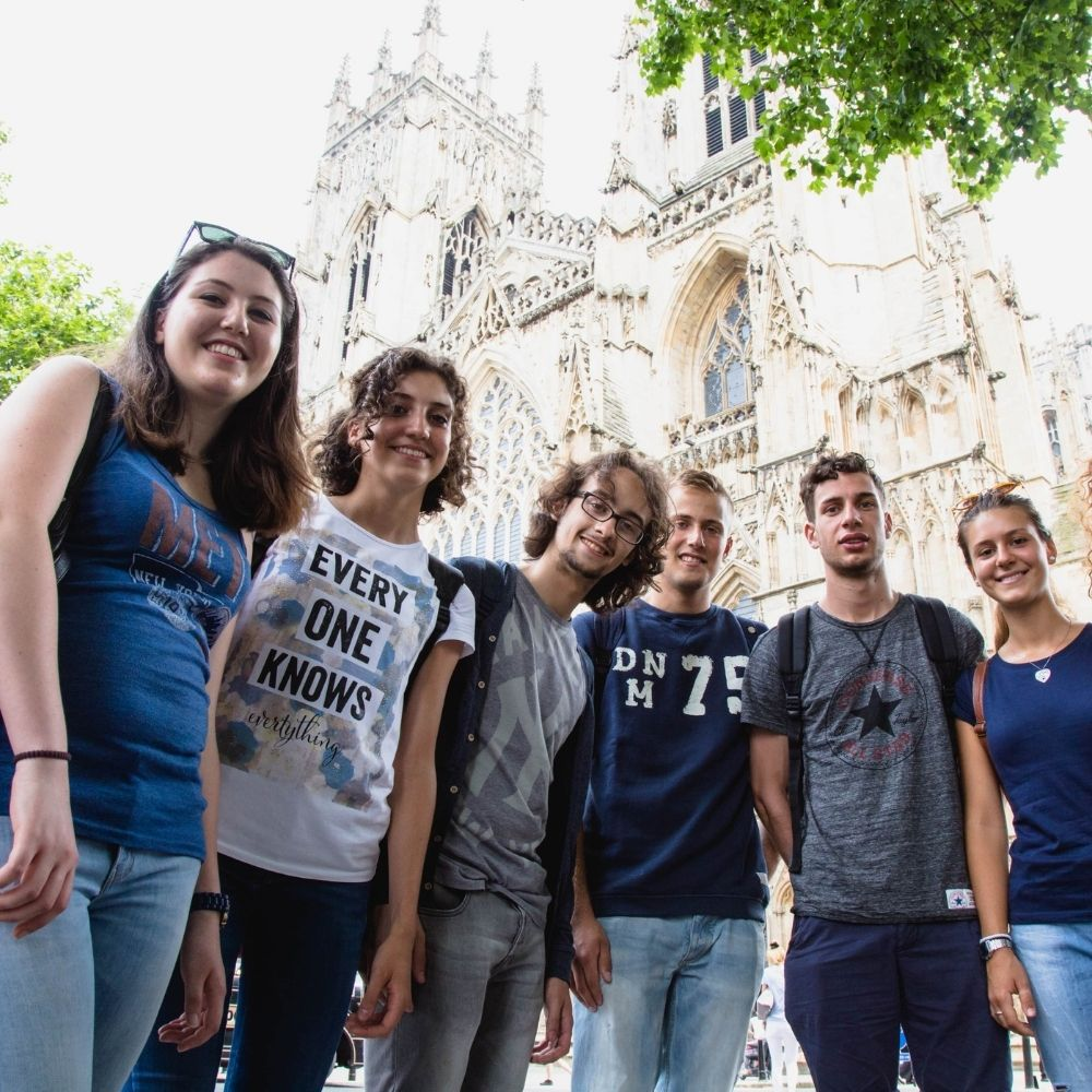 International Young Learner students in York