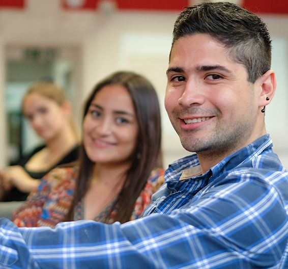 BSC Manchester students