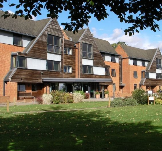 Faulkners Postcard accommodation at Bradfield college