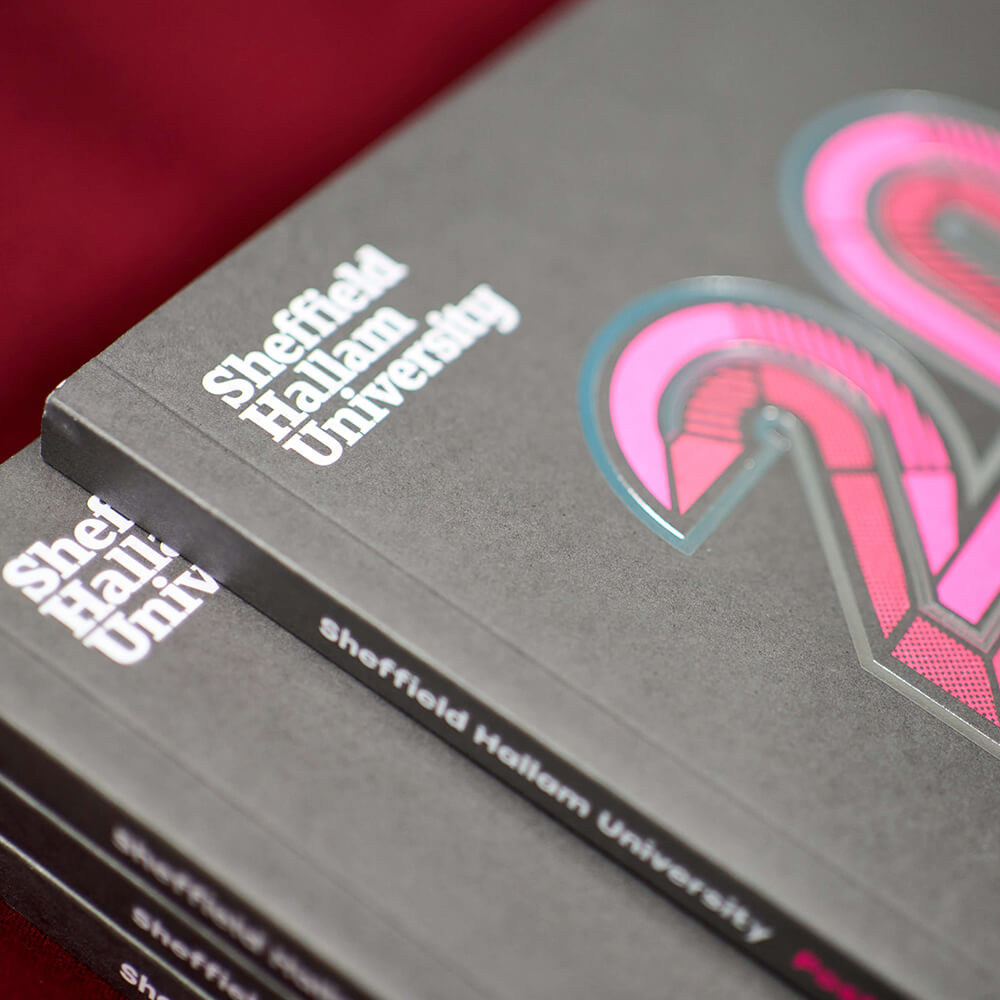 Sheffield Hallam brochures