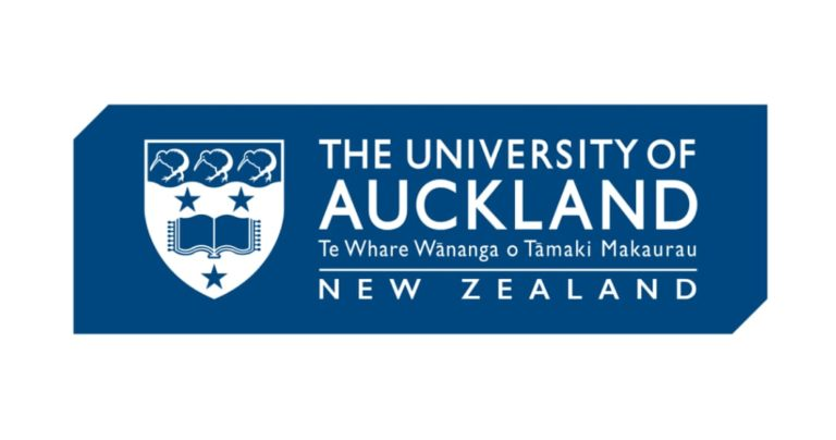 university of auckland logo blue and white