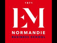 EM Normandie Logo