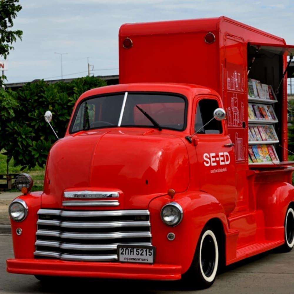 SE ED reading trucks