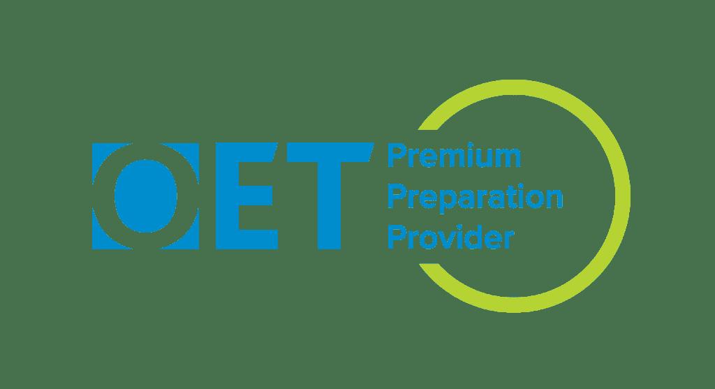 OET Premium Provider Logo