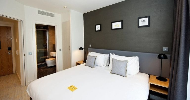 Bedroom at York StayCity Residence