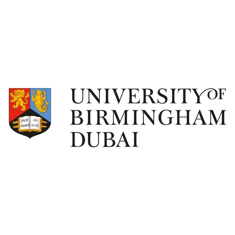 University of Birmingham Dubai Logo