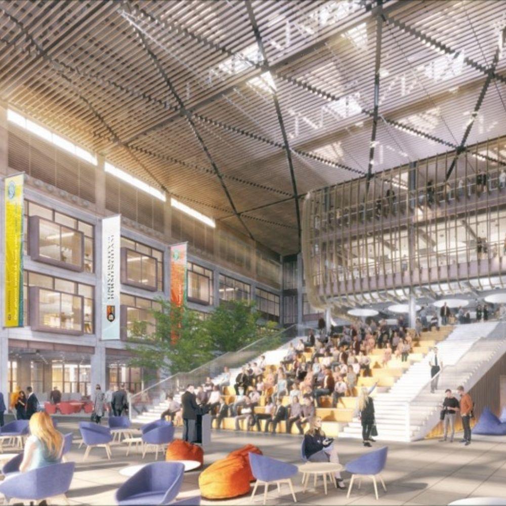 The incredible facilities at the University of Birmingham Dubai