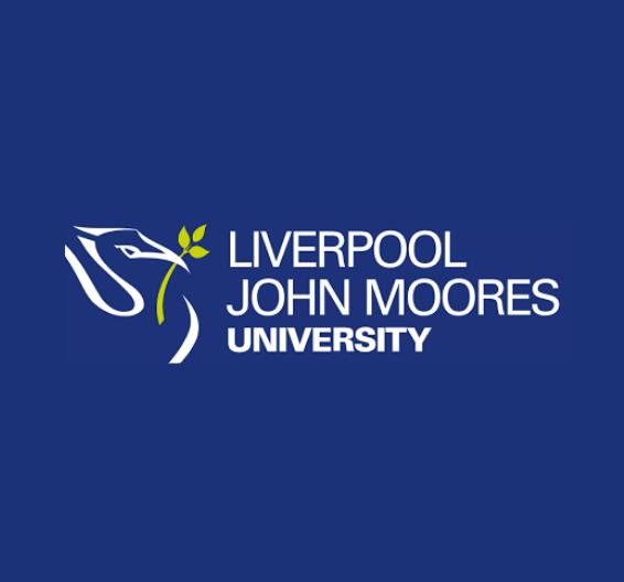 Logotipo de la Universidad John Moores de Liverpool