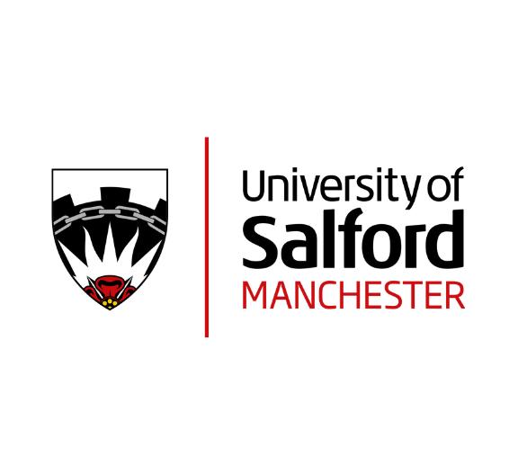 Logo de l'université de Salford
