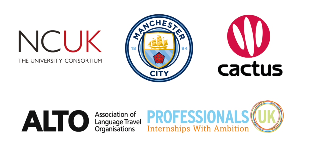 Logos des partenaires BSC