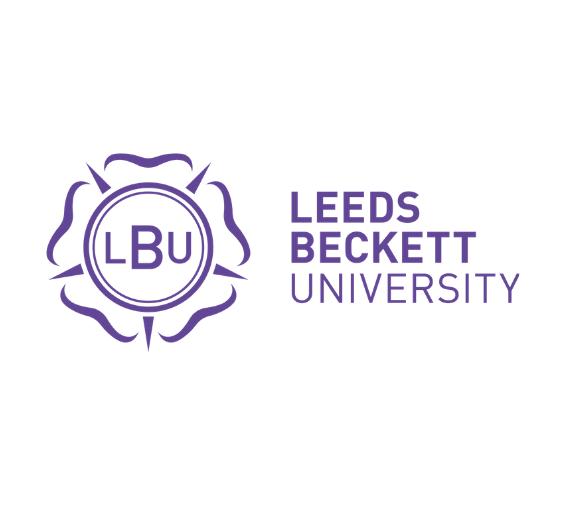logotipo de Leeds Beckett