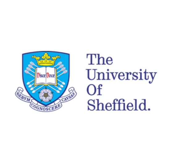 logotipo da Universidade de Sheffield