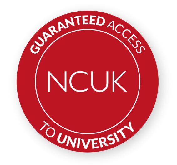 Logomarca da NCUK