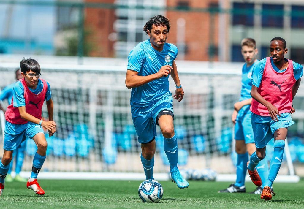 Футбольные курсы в «Манчестер Сити»