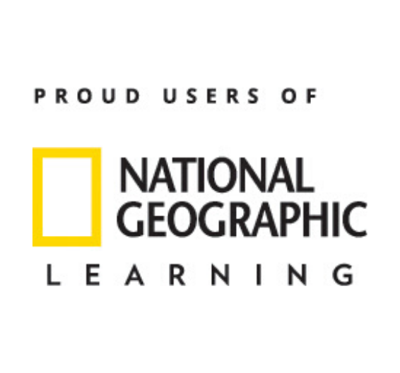 Логотип National Geographic Learning