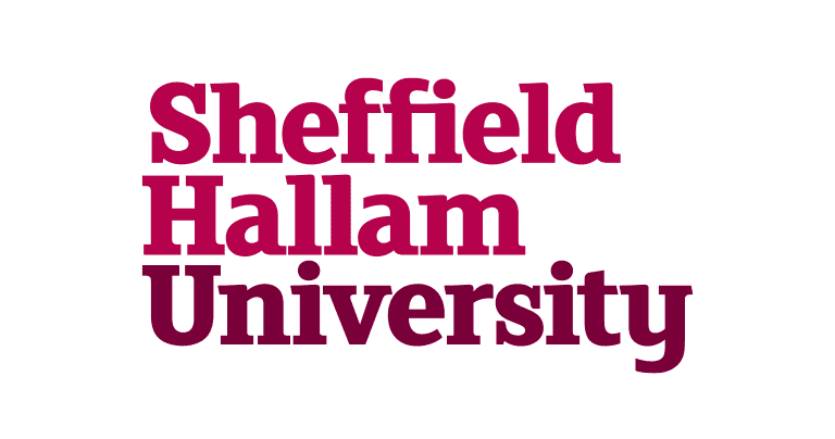 Sheffield Hallam University logo