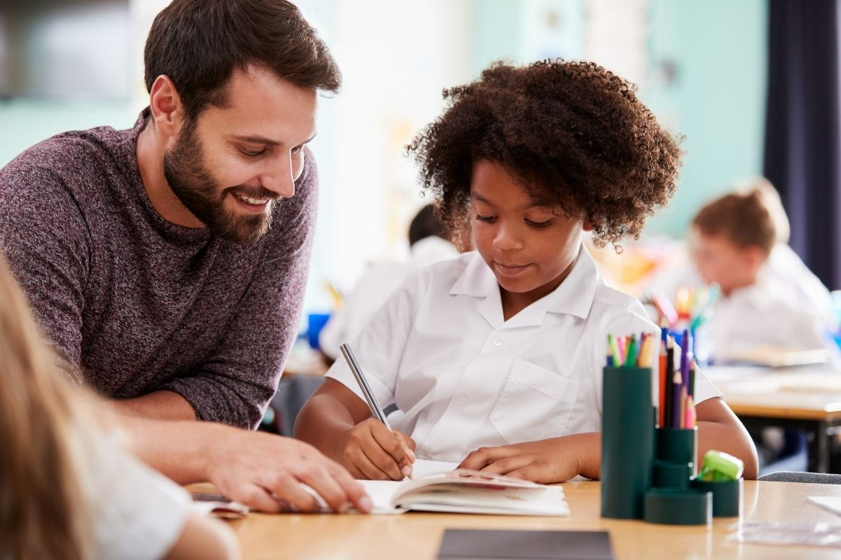 Man teaches child abroad after completing TEFL course