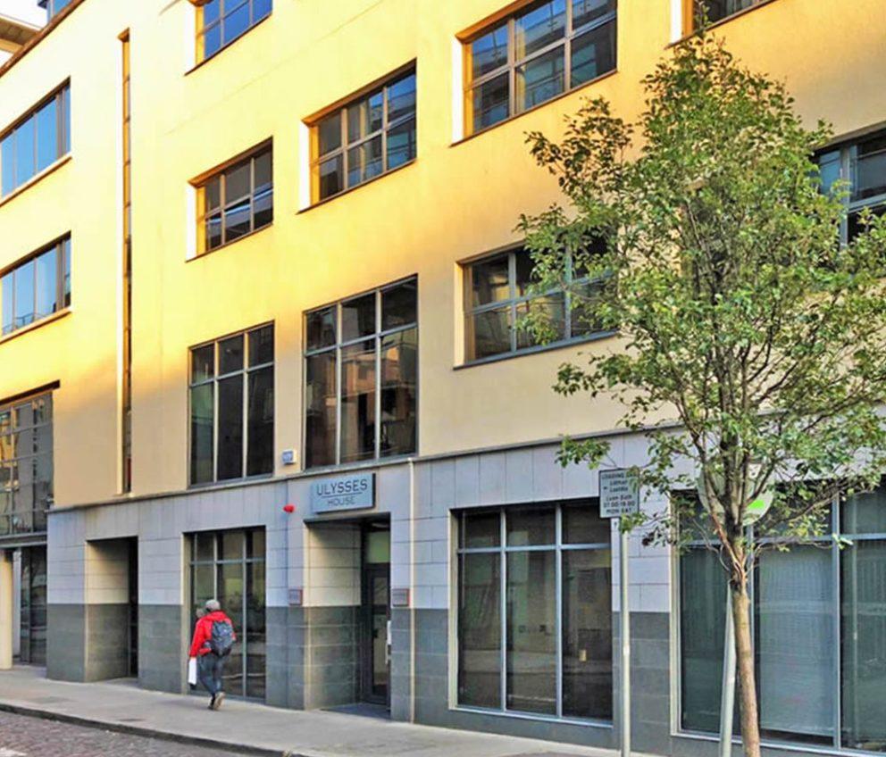 Exterior da BSC Dublin