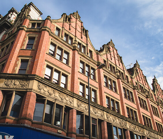 Veja abaixo a escola de inglês BSC em Manchester