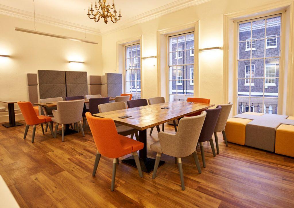 Комната отдыха Prime в школе BSC в Лондоне