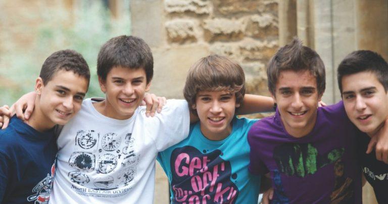 Юные ученики