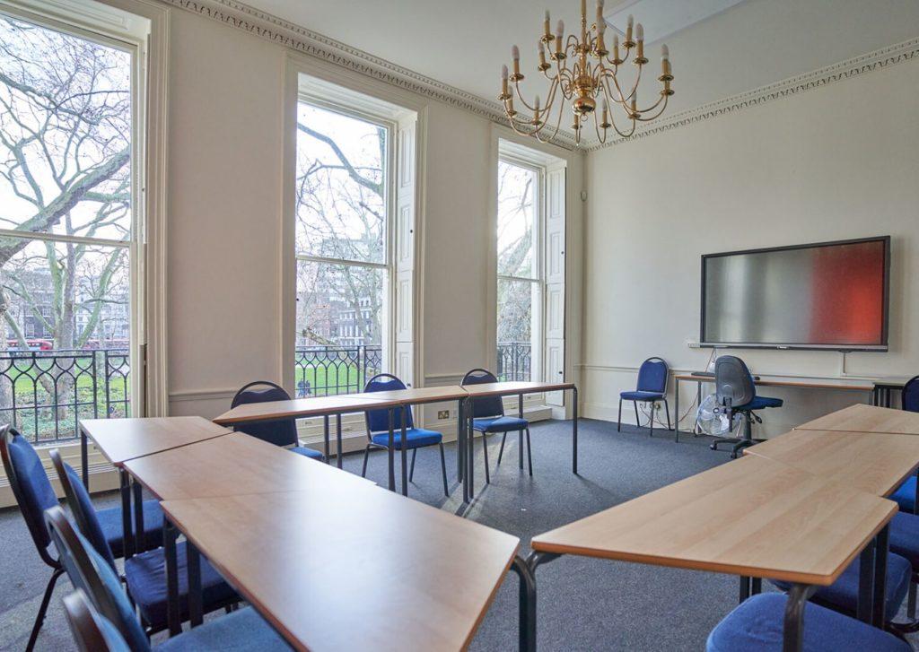 Salle de classe BSC London