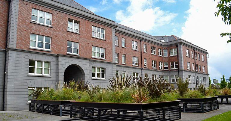 Vue extérieure de Griffith College